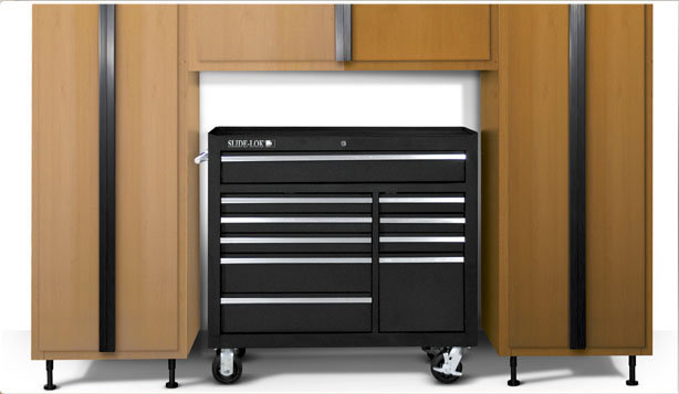 Toolchest Garage Organization, Storage Cabinet  Florida